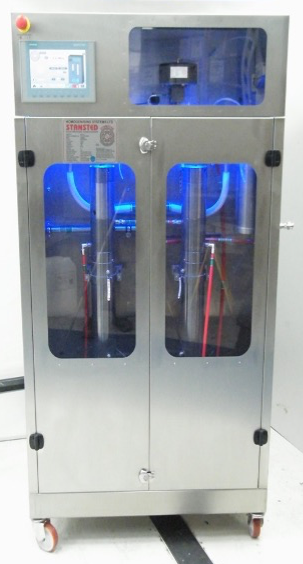 Stansted Production Homogenizer